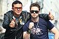Tamer Hassan & Danny Dyer.jpg