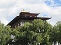 Tashichho Dzong Fortress in Thimphu during LGFC - Bhutan 2019 (113).jpg