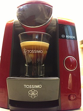 illustration de Tassimo