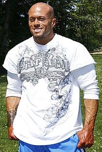 Tattooed Sports Model John Quinlan In May 2012.JPG
