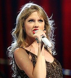 Taylor Swift Wikipedia Frjálsa Alfræðiritið