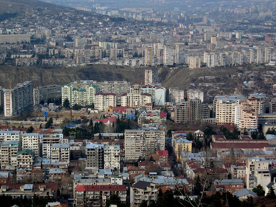 Tbilisi scape