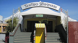 Teatro ZinZanni - Teatro ZinZanni in San Francisco