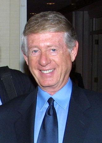 Ted Koppel - Ted Koppel in 2002