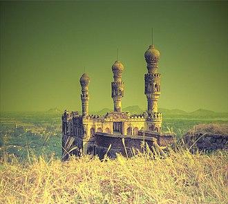 Karimnagar - Elgandala Fort in Karimnagar