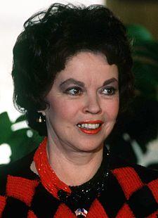 Shirley Jane Temple-Blacková (Praha 1990)
