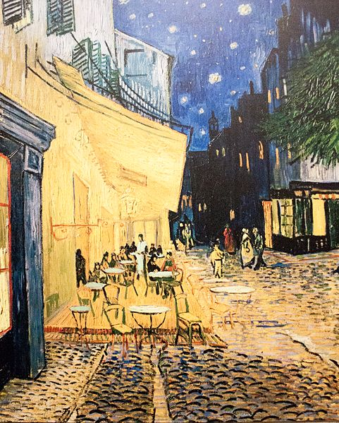 File:Terrace of a Café at Night (Place du Forum) (JH 1580) - My Dream.jpg