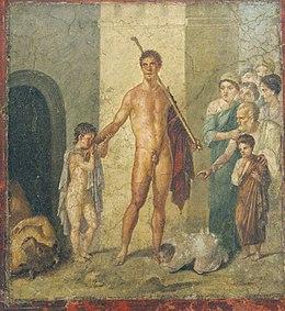 LA DIMENSIONE MITICA    Il mito di Teseo