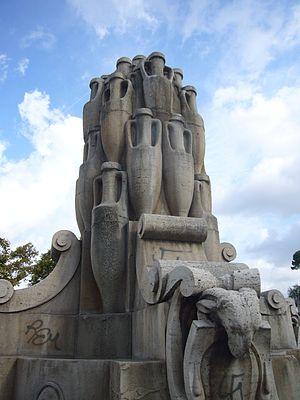Fontana delle Anfore - Fontana delle Anfore