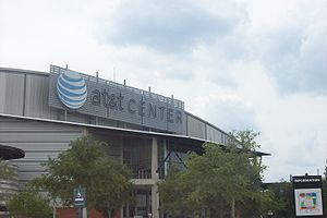 AT&T - AT&T Center in San Antonio, Texas