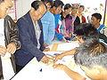 Thai general election, 2007 in Ban Mae Klong Noi School (Tak Province) 02.jpg