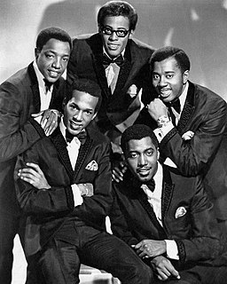 The Temptations American rhythm and blues group