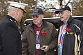 The Assistant Commandant of the Marine Corps, Gen. John M. Paxton, Jr., left, speaks with veterans during an Honor Flight event at the Marine Corps War Memorial in Arlington, Va., Sept 131112-M-KS211-003.jpg