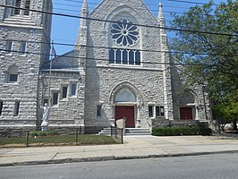 Blessed Sacrament Church (New Rochelle, New York)