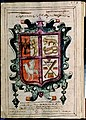 The Coat of Arms of the Kingdom of Peru (Inca Empire), Guamán Poma, 1616.jpg