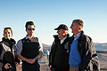 The Crown Prince Couple of Denmark during their visit to Paranal Observatory.jpg