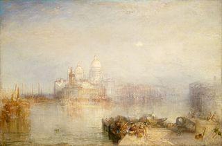 The Dogana and Santa Maria della Salute, Venice