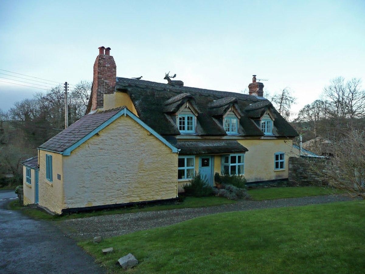 The Dutch Cottage, Clunbury - geograph.org.uk - 655010.jpg
