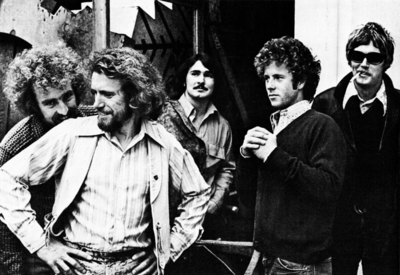 Picture of a band or musician: The Flying Burrito Brothers