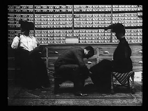 Файл:The Gay Shoe Clerk (1903).webm