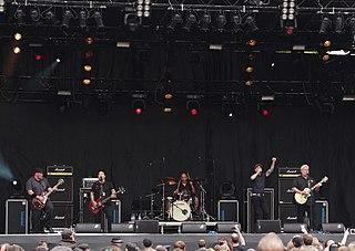 The Generators American band