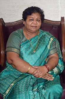 The Governor of Chhattisgarh, Ms. Anusuiya Uikey.jpg