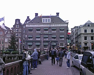 Coffeeshop (Netherlands) - The Grasshopper is a former cannabis coffeeshop in the city center of Amsterdam, Netherlands