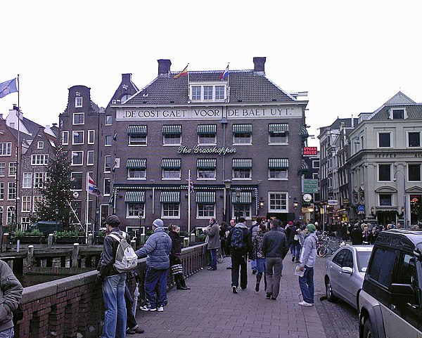 The Grasshopper - Amsterdam - by day -n°1-.jpg