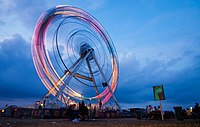 The Green Wheel at Roskilde Festival 2009.jpg