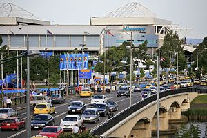 2006 Commonwealth Games - Multi Purpose Venue (Melbourne Park)