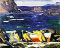 The Launching by George W. Bellows, Reading Public Museum.jpg