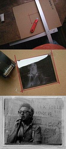 The Making of 'Lucien Clergue, 1975' upload file on 20090604.jpg
