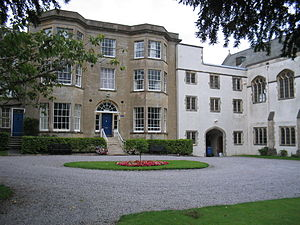 Warminster School - The Masters' Study, Boniface House