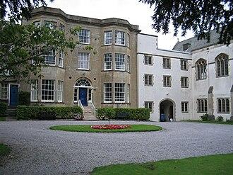 Warminster School - The Masters' Study, Boniface House