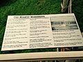 The Mighty Mississippi plaque, Segar Park, Chester Bridge, Chester, Illinois.jpg