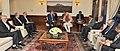 The Minister of Economic Affairs and Finance of Iran, Dr. Ali Tayyebnia calls on the Prime Minister, Shri Narendra Modi, in New Delhi on December 28, 2015 (2).jpg