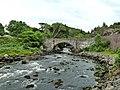 The Old Bridge at Lochinver (geograph 3604021).jpg