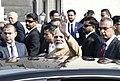 The Prime Minister, Shri Narendra Modi arrives at Ramallah, Palestine on February 10, 2018.jpg