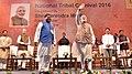 The Prime Minister, Shri Narendra Modi at the inauguration of the National Tribal Carnival-2016, in New Delhi.jpg
