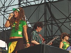 The Slits 2007 in New York City