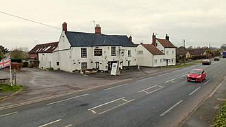 Newport, Gloucestershire - The Stagecoach