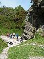 The Thirl Stane - geograph.org.uk - 1393452.jpg