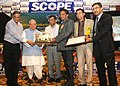 The Union Minister for Micro, Small and Medium Enterprises, Shri Kalraj Mishra presented the National Productivity & Innovation Awards, at a function.jpg