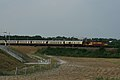The all Pullman Venice Simplon Orient Express nears Hitchin. - panoramio.jpg