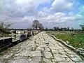 The cardo, Ancient Dion (6952417692).jpg