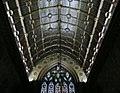 The ceiling of the Roman Catholic Church of St Giles, Cheadle (geograph 1928121).jpg