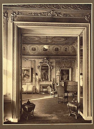 Londonderry House - The drawing room, 1920s