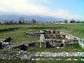 The small Roman bath complex, Ancient Dion (6933448560).jpg
