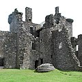 The towerhouse, Kilchurn Castle - geograph.org.uk - 891714.jpg