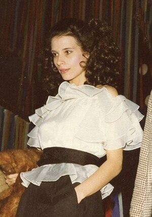 Theresa Saldana - Saldana in 1981